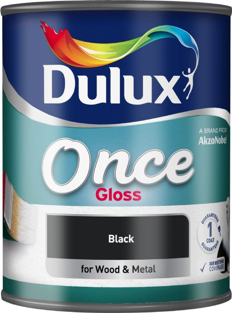 Dulux Once Gloss Colours